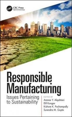 responsible manufacturing book cover